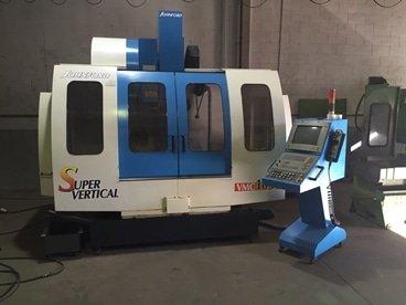 Centro de Mecanizado John Ford Vmc 1050