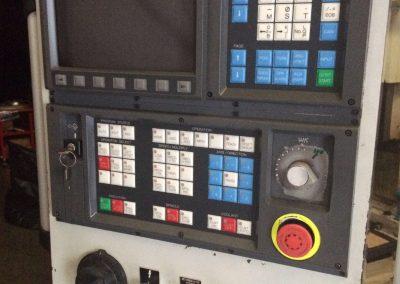 Centro de Mecanizado Kondia B 1050 Cnc Fanuc