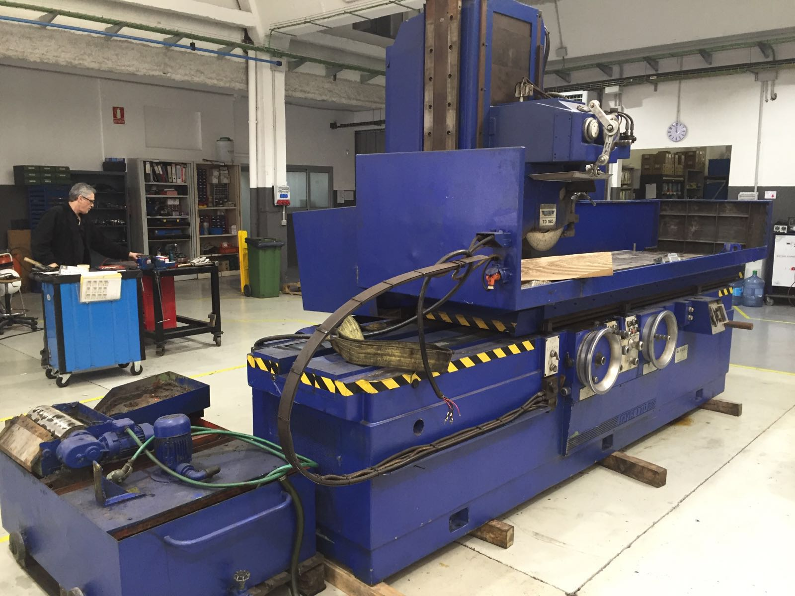 Vender maquinaria industrial usada