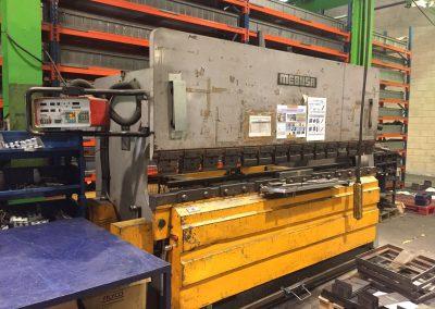 Plegadora MEBUSA CNC 3000X90