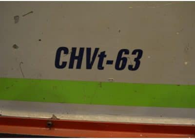 Cizalla Hidráulica LOIRE SAFE CHVT-63 3100X6MM