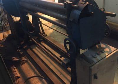 Rodillo Curvador de 1400 x 3mm