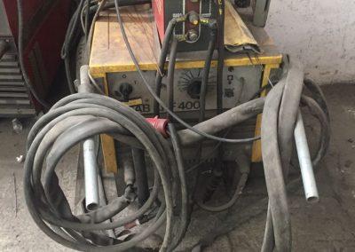 Maquina de Soldar ESAB LHF 400