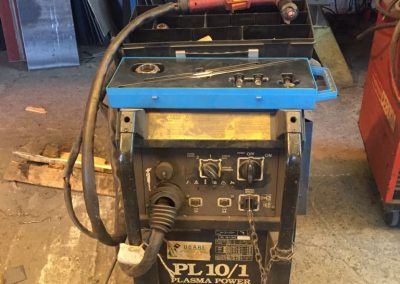 Máquina de Corte CEM PLASMA POWER PL 10/1