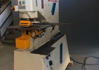 Punzonadora Geka Puma 55/E500