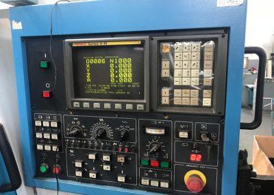 Centro de Mecanizado JOHN FORD Modelo VMC-650