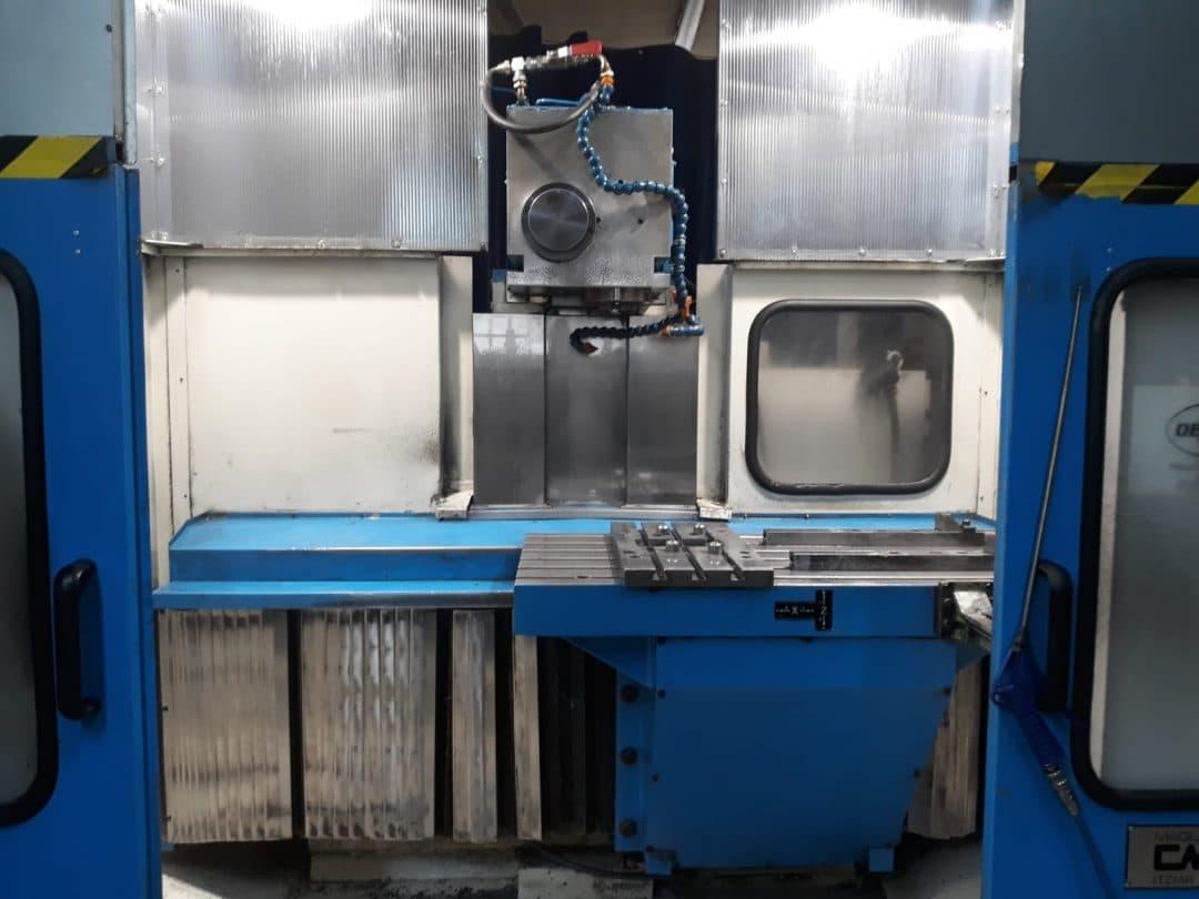 Fresadora CME Modelo CNC 800