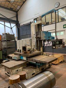 MANDRINADORA SACEM 110 CNC HEIDENHAIN