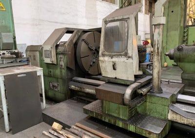Torno  CNC Géminis  1200 x 6000mm